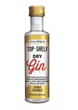 Эссенция Still Spirits Top Shelf Dry Gin, 50 ml