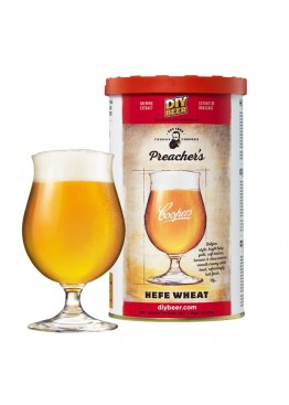 Thomas Coopers Preacher's Hefe Wheat Beer, 1.7 кг