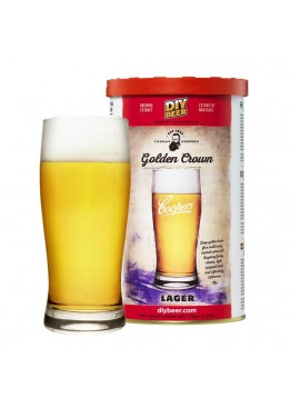 Thomas Coopers Golden Crown Lager, 1.7 кг