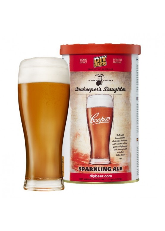 Thomas Coopers Innkeepers Daughter  Sparkling Ale, 1.7 кг